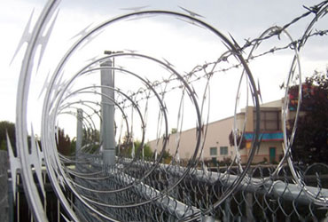 Concertina Razor Wire Manufacturer & Supplier