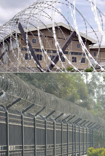 Concertina Wire Manufacturer & Supplier