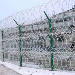 Concertina Razor Wire in Agra