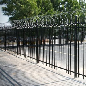 Security Fencing in greater kaislash