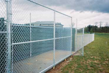 PVC Coated Chain Link Fence Manufacturer & Supplier in Delhi